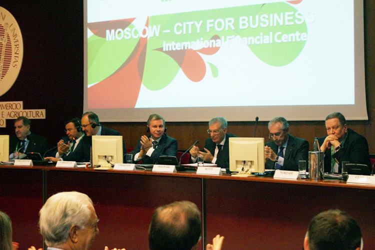 Business Forum a Milano